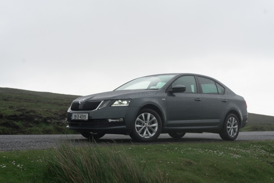 Car News | Skoda Octavia Soleil model launched in Ireland | CompleteCar.ie