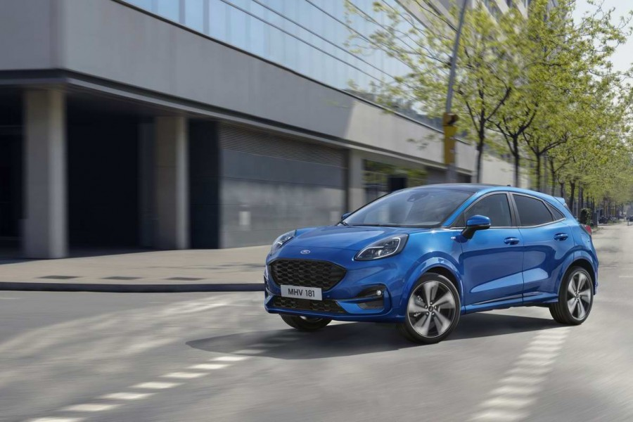 Car News | Ford brings back the Puma as a crossover | CompleteCar.ie