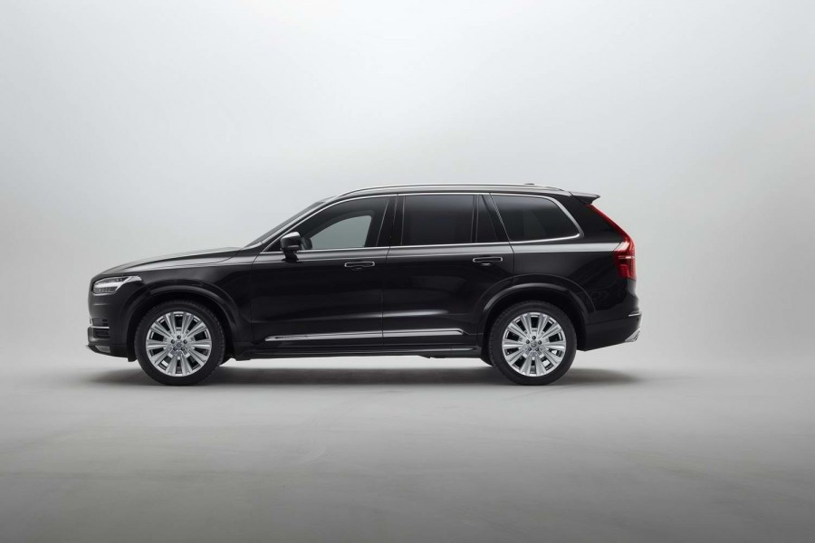 Car News | Volvo to offer factory-built armoured XC90s | CompleteCar.ie
