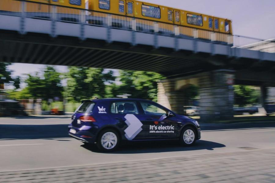 Car News | Volkswagen sets up Berlin car sharing service | CompleteCar.ie