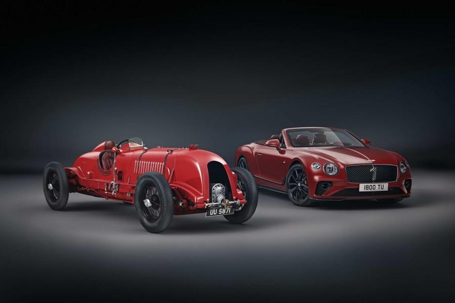 Car News | Bentley GTC honours No.1 Blower | CompleteCar.ie