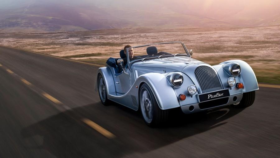 Car News   Morgan Plus Six gets Goodwood debut   CompleteCar.ie