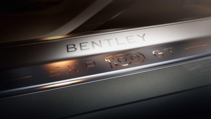Car News   Bentley's all-electric 100th birthday concept   CompleteCar.ie