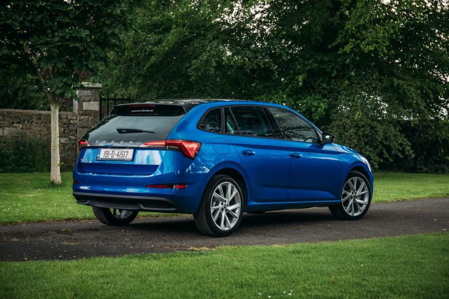 Car News   Skoda sets record sales in falling market   CompleteCar.ie