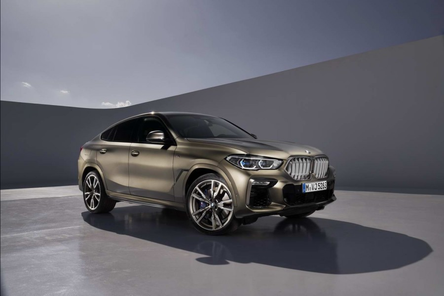 Car News | BMW goes big for 2020 X6 | CompleteCar.ie