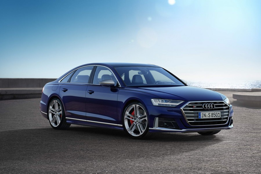 Car News | Audi brings back the mighty S8 super-saloon | CompleteCar.ie
