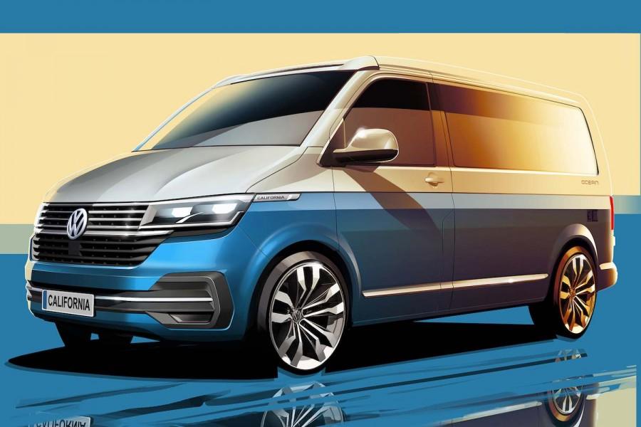 Car News | Volkswagen updates California camper van | CompleteCar.ie