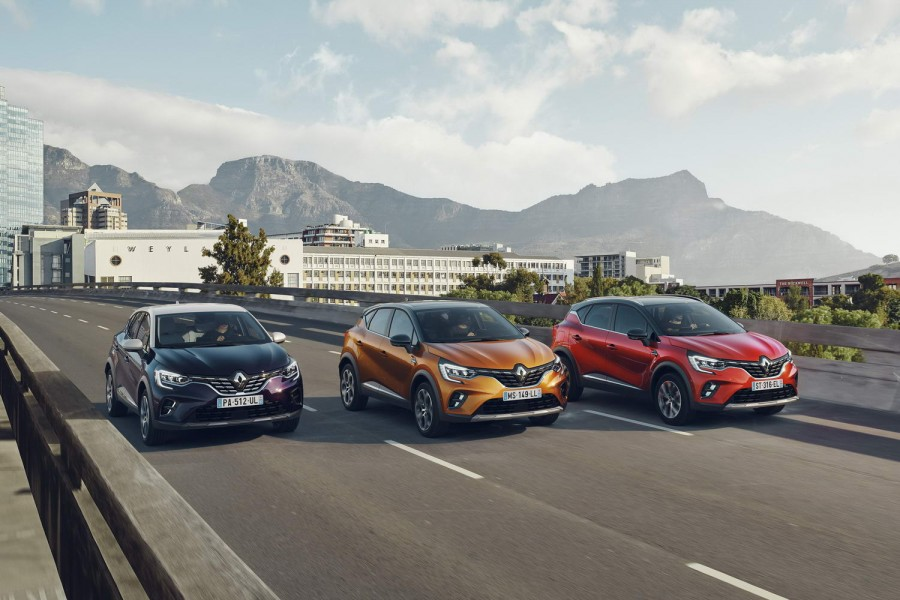 Car News | Renault Captur gets plug-in hybrid | CompleteCar.ie