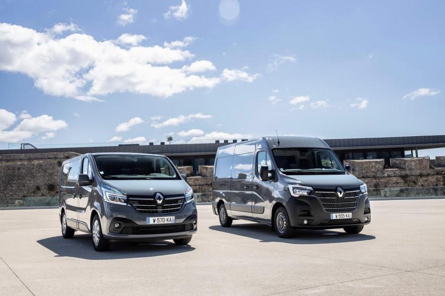 Car News | Renault electrifies Master van | CompleteCar.ie