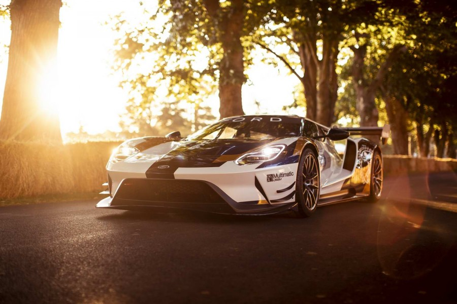 Car News | Monster GT MkII revealed by Ford | CompleteCar.ie