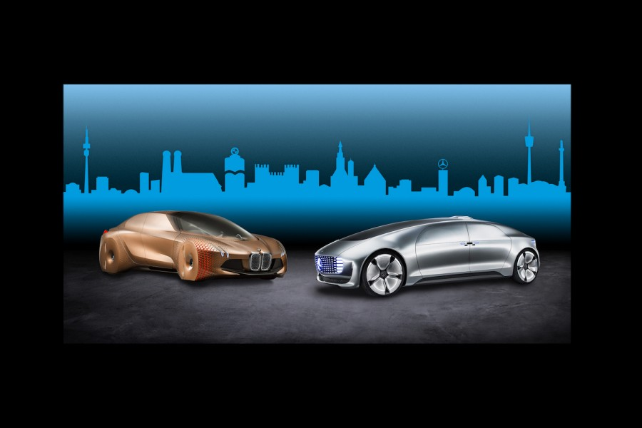Car Industry News | BMW and Daimler to jointly develop automated driving | CompleteCar.ie