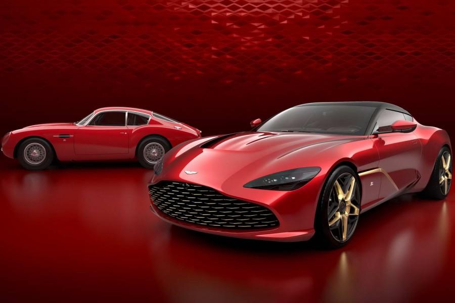 Car News | Aston Martin DBS GT Zagato revealed | CompleteCar.ie