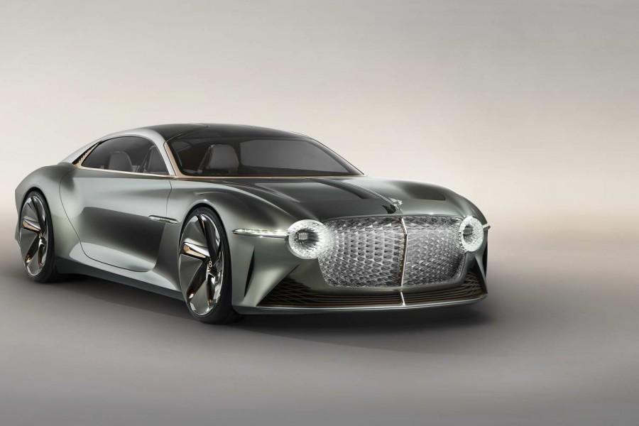 Car News | Stunning Bentley EXP 100 GT concept | CompleteCar.ie