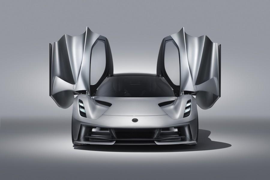 Car News | Electric Lotus Evija hypercar debuts | CompleteCar.ie
