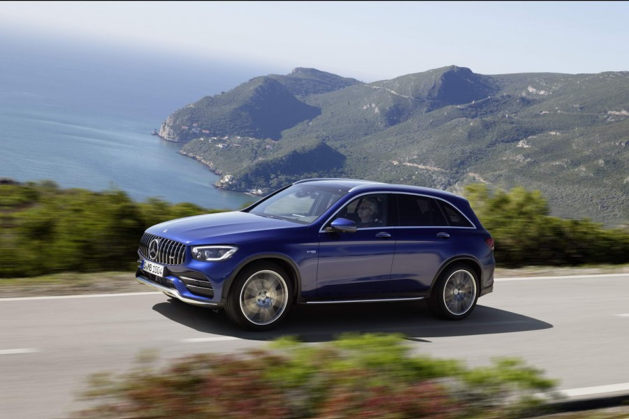 Car News | GLC updates extend to AMG 43 models | CompleteCar.ie