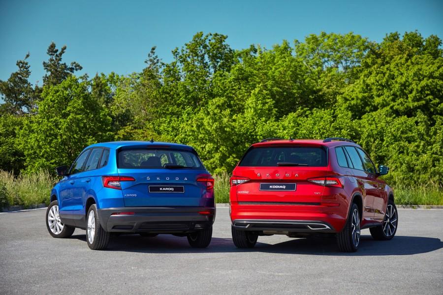Car News | Skoda Karoq and Kodiaq get updates | CompleteCar.ie