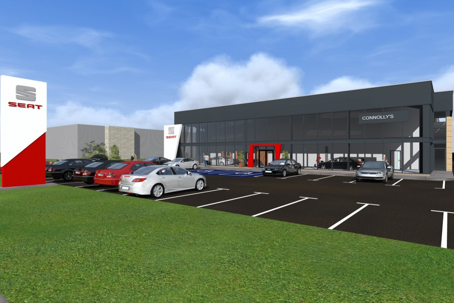 Car Industry News | Connolly Motor Group to open new SEAT dealership | CompleteCar.ie