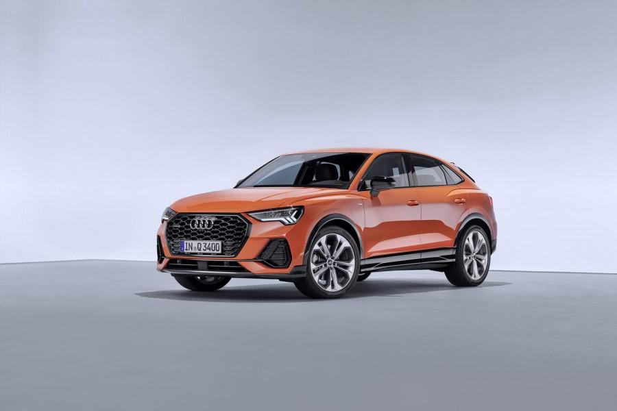 Car News | Audi reveals Q3 Sportback SUV coupe | CompleteCar.ie