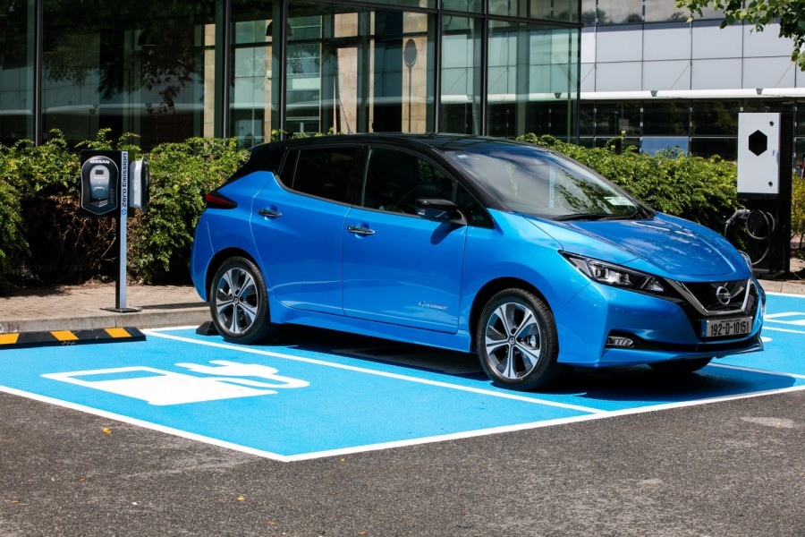 Car News | Nissan Leaf 62kWh pricing for Ireland announced | CompleteCar.ie