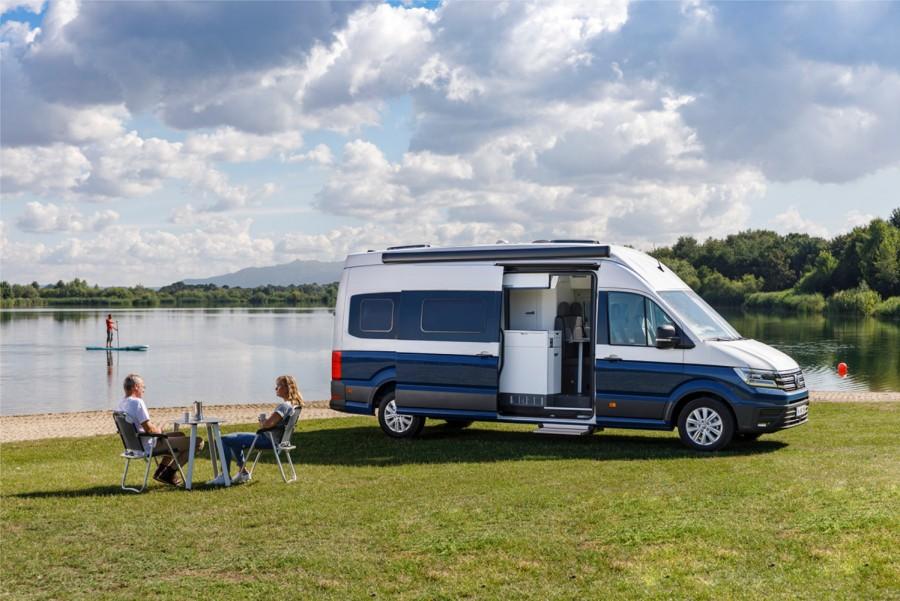 Car News | Volkswagen Grand California arrives in Ireland | CompleteCar.ie