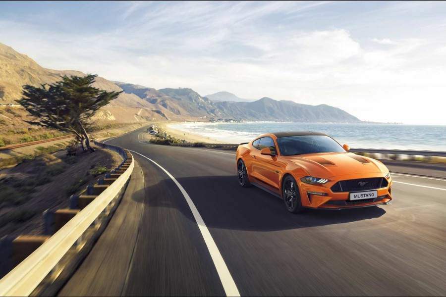 Car News | Ford Mustang55 Special Edition | CompleteCar.ie