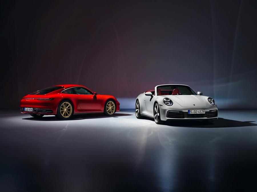 Car News | Porsche 911 gets entry models | CompleteCar.ie