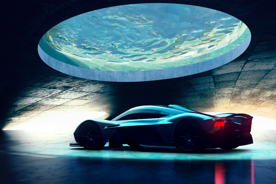 Car News | Aston Martin Automotive Galleries and Lairs | CompleteCar.ie