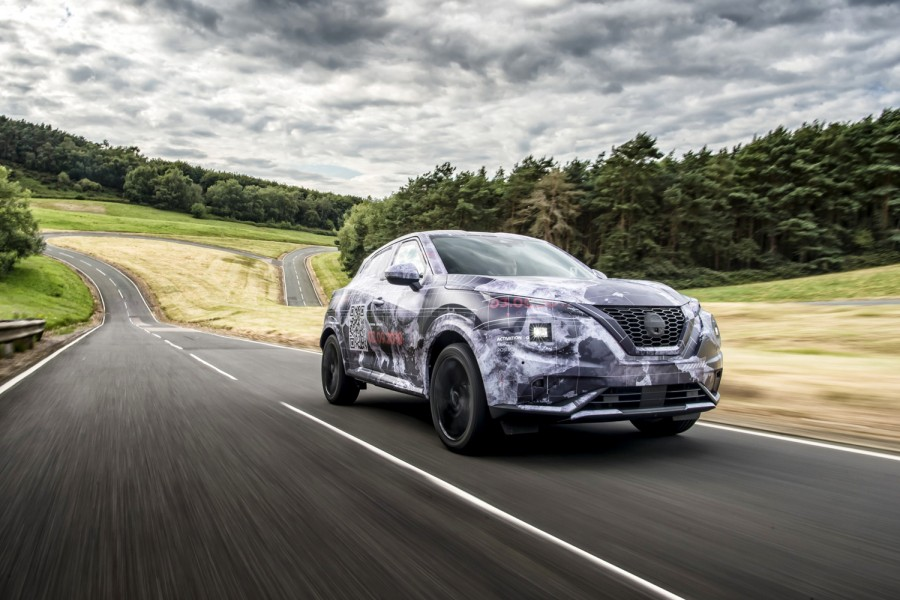 Car News | Nissan almost ready to reveal new Juke | CompleteCar.ie