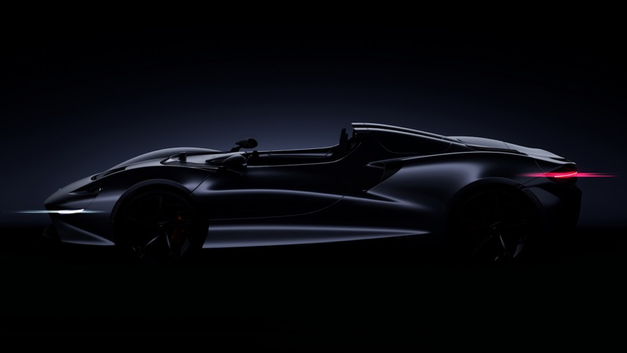 Car News   New Ultimate Series McLaren teased   CompleteCar.ie