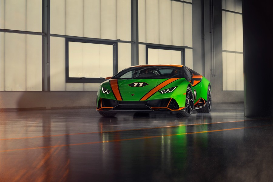 Car News | Limited-edition Lamborghinis star at Monterey | CompleteCar.ie