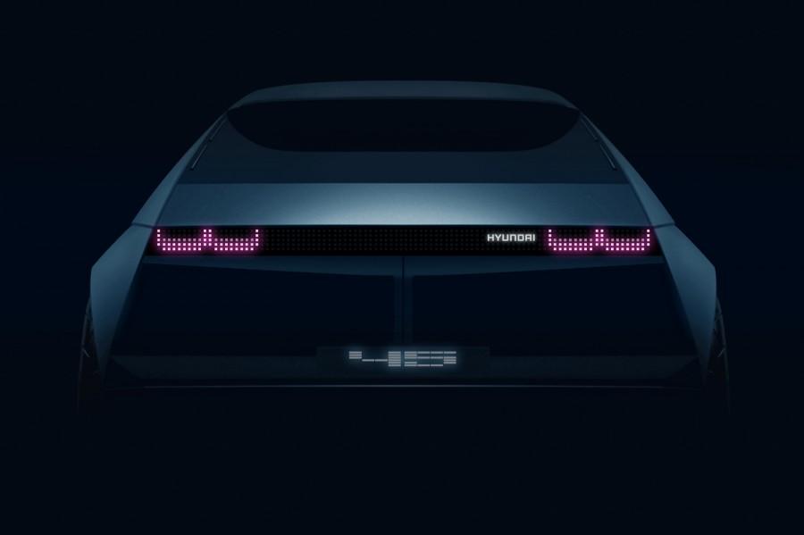 Car News | Hyundai 45 concept takes a big styling leap