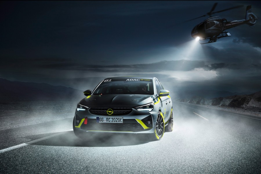 Car News | Opel beats competition to show electric rally car