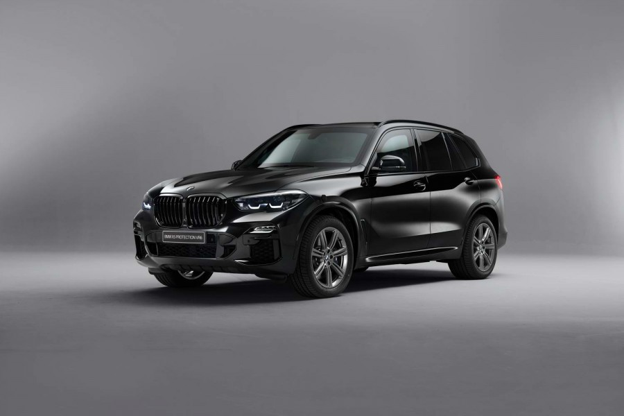 Car News | BMW reveals armoured X5 | CompleteCar.ie