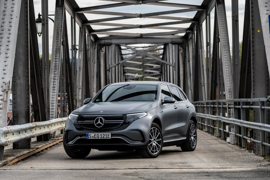 Car News | Mercedes-Benz EQC arrives in Ireland | CompleteCar.ie