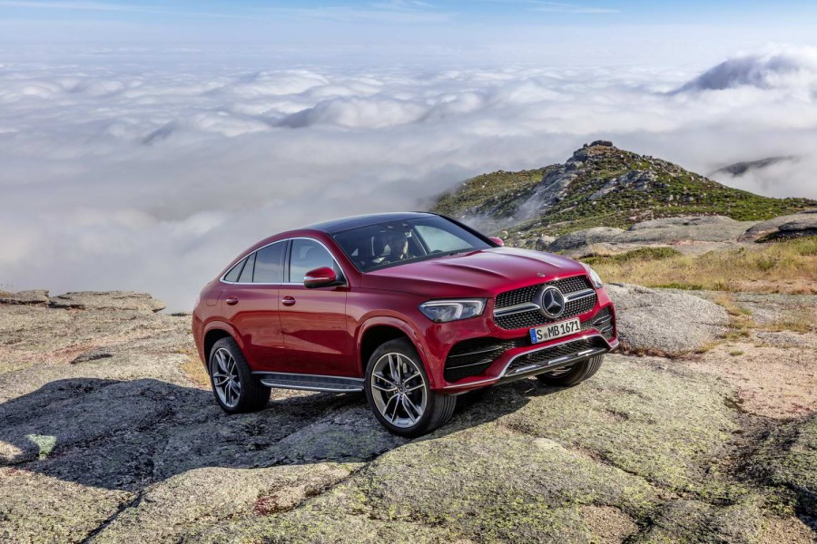 Car News | New Mercedes GLE Coupe unveiled | CompleteCar.ie