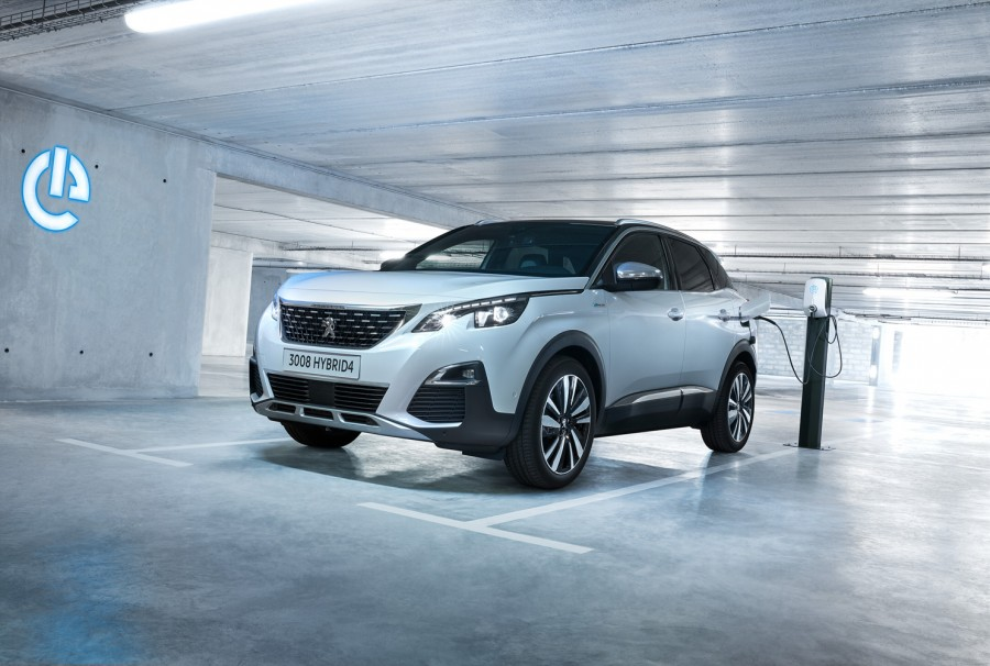 Car News | Most powerful Peugeot ever: the 3008 Hybrid4 | CompleteCar.ie