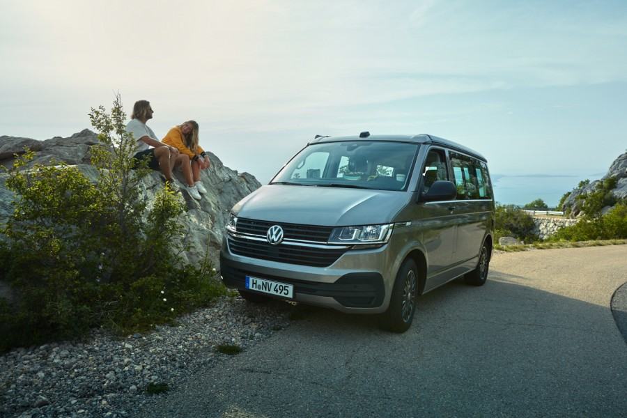Car News | Kitchen aids new Volkswagen California Beach | CompleteCar.ie