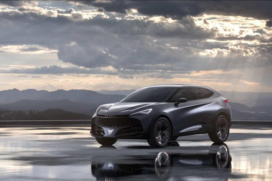 Car News | Cupra reveals electric Tavascan | CompleteCar.ie