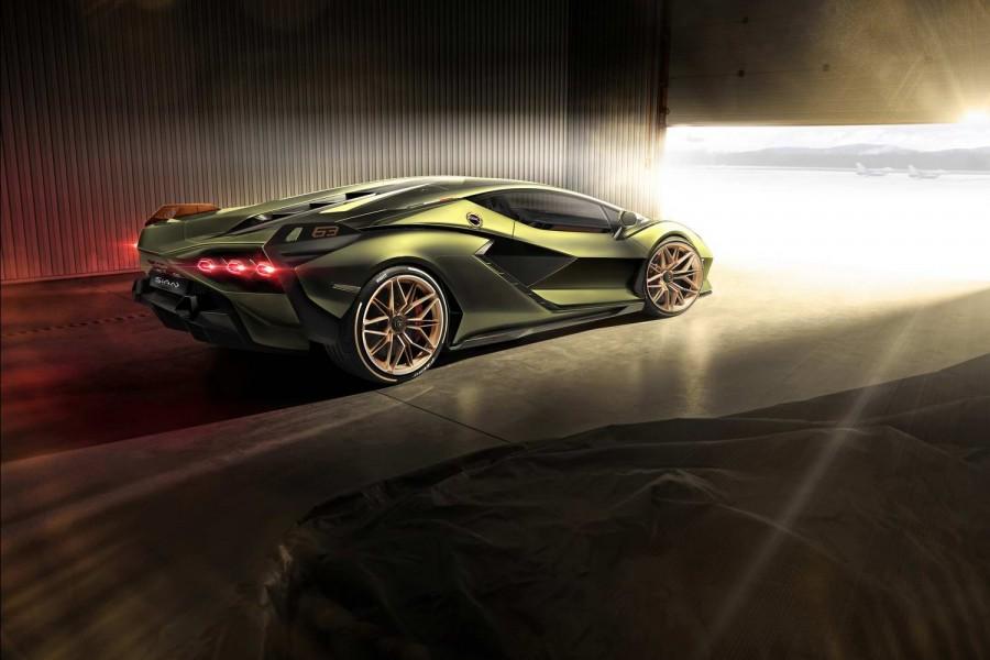 Car News | Stunning new Lamborghini Sián | CompleteCar.ie