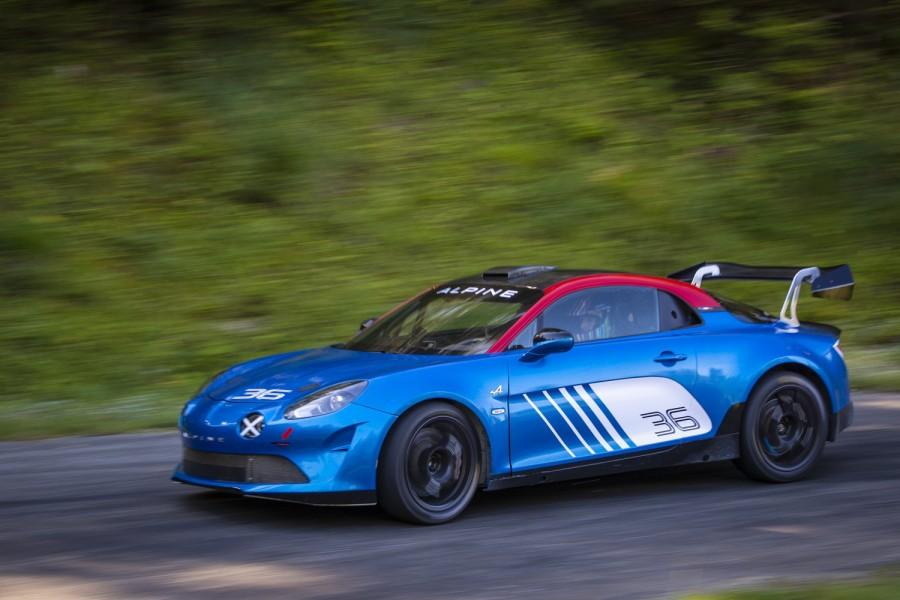 Car News | Alpine unveils A110 Rally | CompleteCar.ie