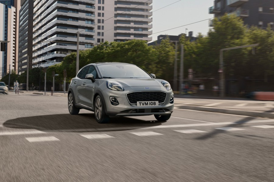 Car News | Ford Puma Titanium-X high-spec model | CompleteCar.ie