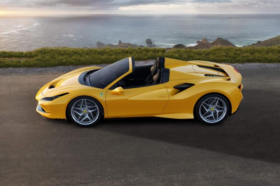 Car News | Ferrari F8 Spider unveiled | CompleteCar.ie