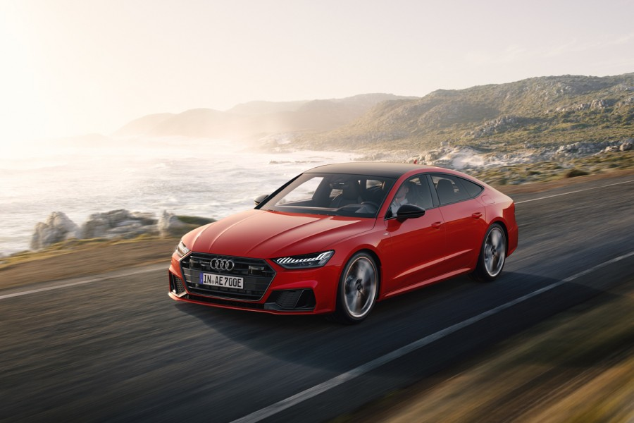 Car News | Audi A7 plug-in hybrid model | CompleteCar.ie