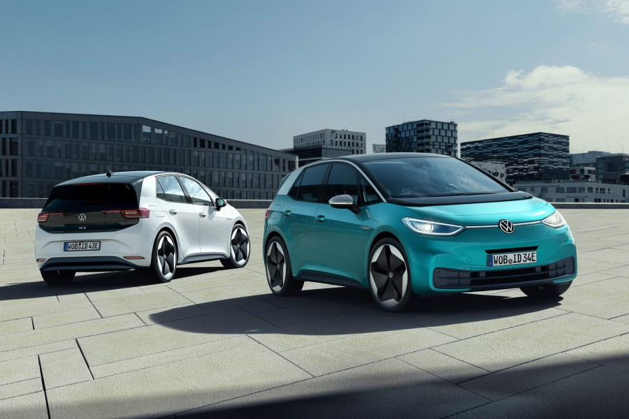 Car News | Volkswagen details electric ID.3 for Ireland | CompleteCar.ie
