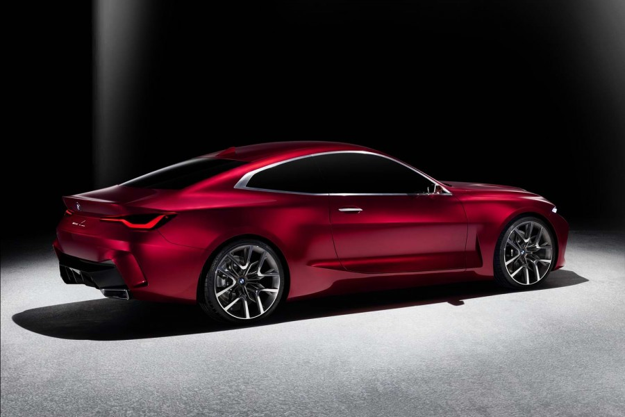 Car News | BMW concept previews 2020 4 Series | CompleteCar.ie