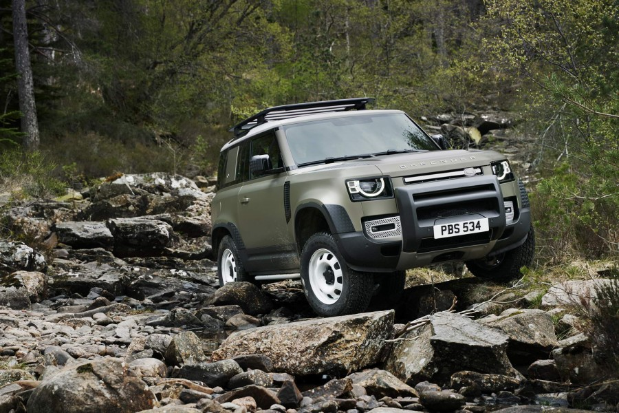 Car News | The new Land Rover Defender is here | CompleteCar.ie