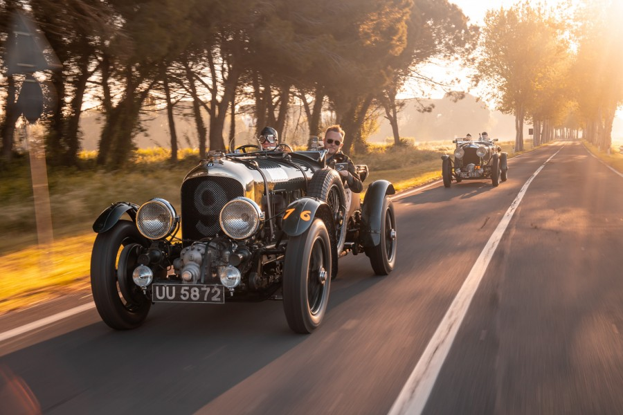 Car News | Bentley to revive the legendary 'Blower' | CompleteCar.ie