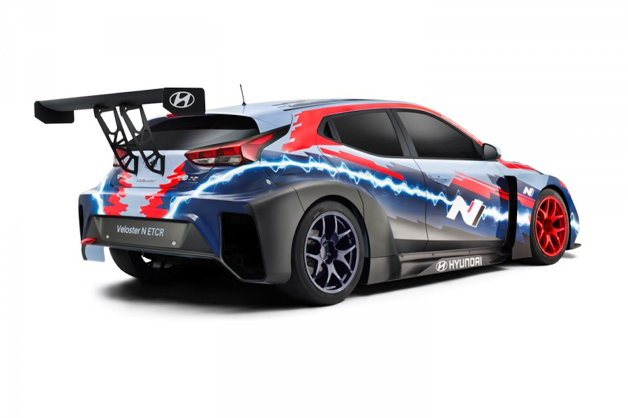 Car News | Hyundai Veloster racer goes electric | CompleteCar.ie