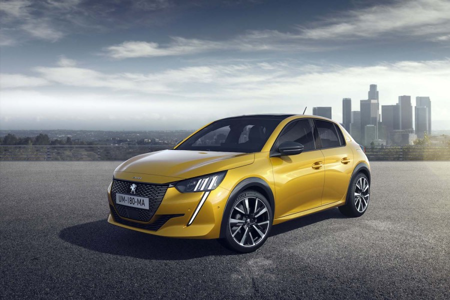 Car News | Peugeot 208 at the National Ploughing Championships | CompleteCar.ie
