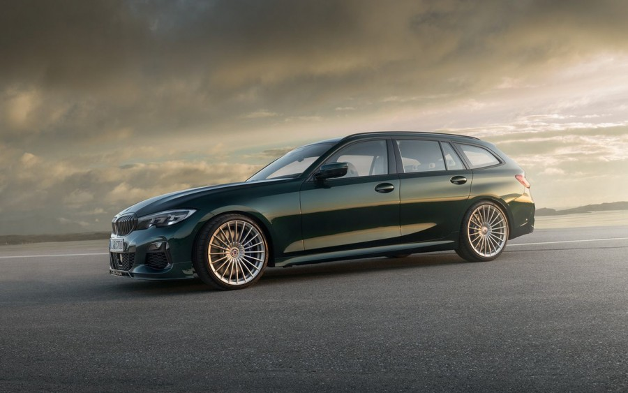 Car News | Alpina B3 Touring doles out 462hp | CompleteCar.ie